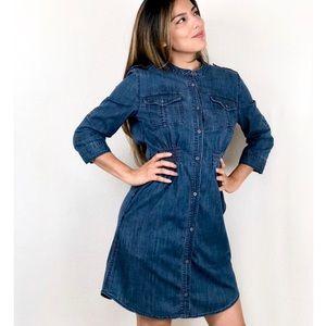 BOGO!! CK Jeans Denim Shirt Dress